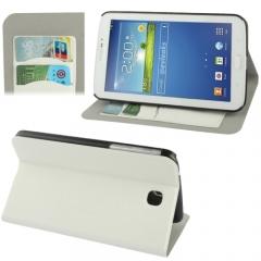 Чехол книжка для Samsung Galaxy Tab 3 7.0 белый
