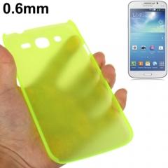 Чехол для Samsung Galaxy Mega 5.8 кислотный желтый