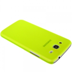 Чехол силиконовый для Samsung Galaxy S3 желтый