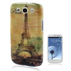 Чехол для Samsung Galaxy S3 Эйфелева Башня
