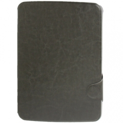 Чехол книжка для Samsung Galaxy Tab 3 10.1 серый