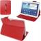 Чехол книжка для Samsung Galaxy Tab 3 10.1 красный