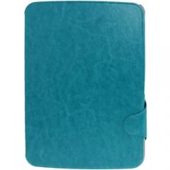 Чехол книжка для Samsung Galaxy Tab 3 10.1 бирюзовый