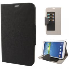 Чехол книжка для Samsung Galaxy Tab 3 8.0 черный