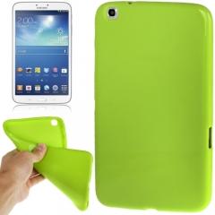 Чехол силиконовый для Samsung Galaxy Tab 3 8.0 салатовый