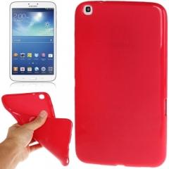 Чехол силиконовый для Samsung Galaxy Tab 3 8.0 красный