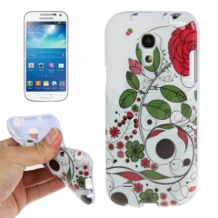 Чехол для Samsung Galaxy S4 Mini роза