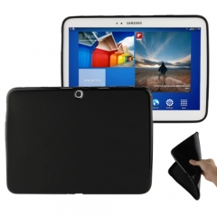 Чехол силиконовый для Samsung Galaxy Tab 3 10.1 черный