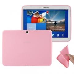Чехол силиконовый для Samsung Galaxy Tab 3 10.1 розовый