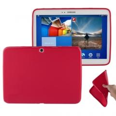 Чехол силиконовый для Samsung Galaxy Tab 3 10.1 красный
