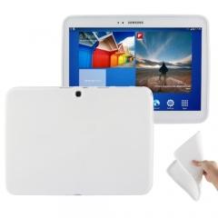 Чехол силиконовый для Samsung Galaxy Tab 3 10.1 белый