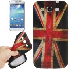 Чехол для Samsung Galaxy Mega 5.8 Британский флаг