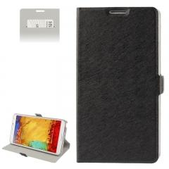 Чехол книжка для Galaxy Note 3 черный