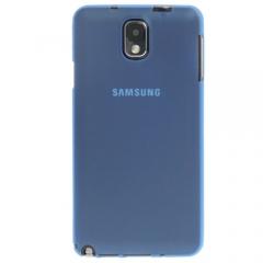 Ультратонкий чехол для Samsung Galaxy Note 3 синий