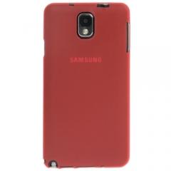Ультратонкий чехол для Samsung Galaxy Note 3 красный