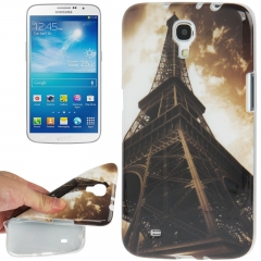 Чехол для Samsung Galaxy Mega 6.3 Эйфелева башня