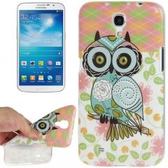 Чехол для Samsung Galaxy Mega 6.3 Сова