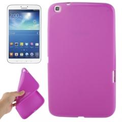 Чехол силиконовый для Samsung Galaxy Tab 3 8.0 сиреневый