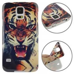 Чехол для Samsung Galaxy S5 Тигр