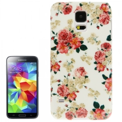 Чехол для Samsung Galaxy S5 Розочки