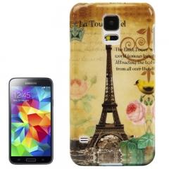 Чехол для Samsung Galaxy S5 Эйфелева башня