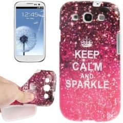 Чехол Keep Calm для Samsung Galaxy S3