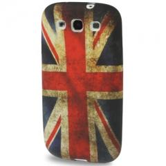 Чехол Британский флаг для Samsung Galaxy S3