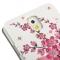 Чехол книжка для Galaxy Note 3 Сакура