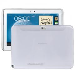 Чехол пластиковый для Samsung Galaxy Note 10.1 прозрачный