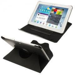 Чехол 360* для Samsung Galaxy Tab 2 (10.1) черный
