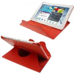 Чехол 360* для Samsung Galaxy Tab 2 (10.1) красный