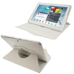 Чехол 360* для Samsung Galaxy Tab 2 (10.1) белый
