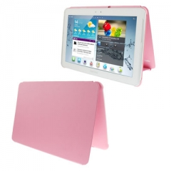 Чехол пластиковый для Samsung Galaxy Tab 2 10.1 розовый