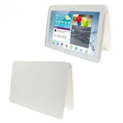 Чехол пластиковый для Samsung Galaxy Tab 2 10.1 белый