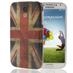 Чехол Британский флаг для Samsung Galaxy S4