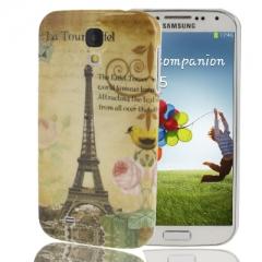 Чехол для Samsung Galaxy S4 Эйфелева башня