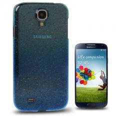 Чехол градиент для Samsung Galaxy S4 сине-зеленый