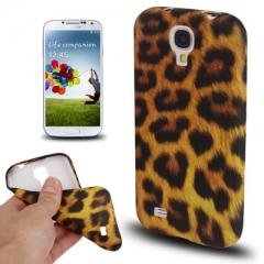 Чехол для Samsung Galaxy S4 Леопардовый
