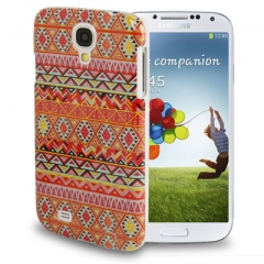 Чехол для Samsung Galaxy S4 с орнаментом