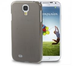 Чехол пластиковый для Samsung Galaxy S4 черный