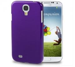 Чехол пластиковый для Samsung Galaxy S4 фиолетовый
