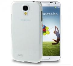 Чехол пластиковый для Samsung Galaxy S4 прозрачный