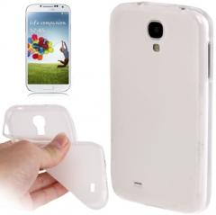 Силиконовый чехол для Samsung Galaxy S4 белый