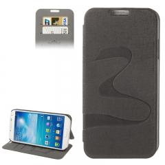 Чехол книжка для Samsung Galaxy S4 черный