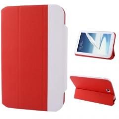 Чехол книжка для Samsung Galaxy Note 8 красный