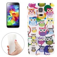 Чехол для Samsung Galaxy S5 Mini Совы