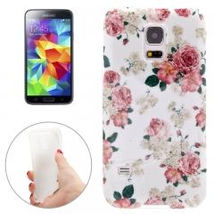 Чехол для Samsung Galaxy S5 Mini Розочки