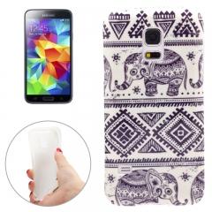Чехол для Samsung Galaxy S5 Mini Орнамент
