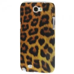 Чехол для Samsung Galaxy Note 2 Леопард