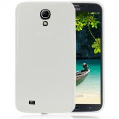 Чехол силиконовый для Samsung Galaxy Mega 6.3 белый